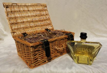 Midas Mead Luxury Hamper Straw